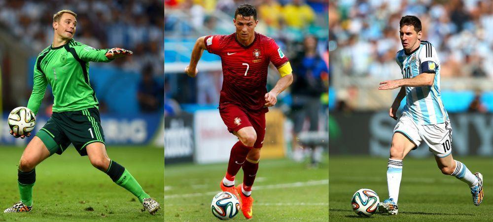Dubla lovitura pentru Messi, inaintea anuntarii noului Balon de Aur! Dupa ce a pierdut titlul de cel mai bun jucator argentinian, Messi a ratat inca un trofeu