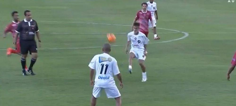 Driblingul cu care si-a ridiculizat un adversar. Neymar a reusit o noua faza MAGICA in ultimul meci amical. VIDEO