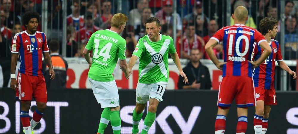 Bayern vrea sa dea lovitura in 2015 cu unul dintre cei mai talentati pusti din Germania! Agentul lui confirma totul