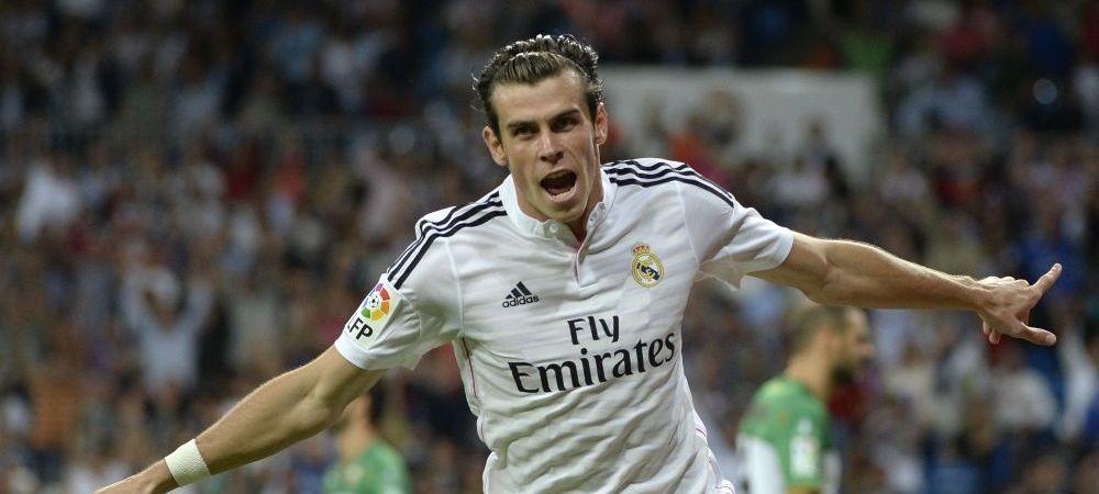 127 mil euro plus un star de pe Old Trafford! Singura oferta pentru care Real Madrid l-ar lasa pe Bale la Manchester United