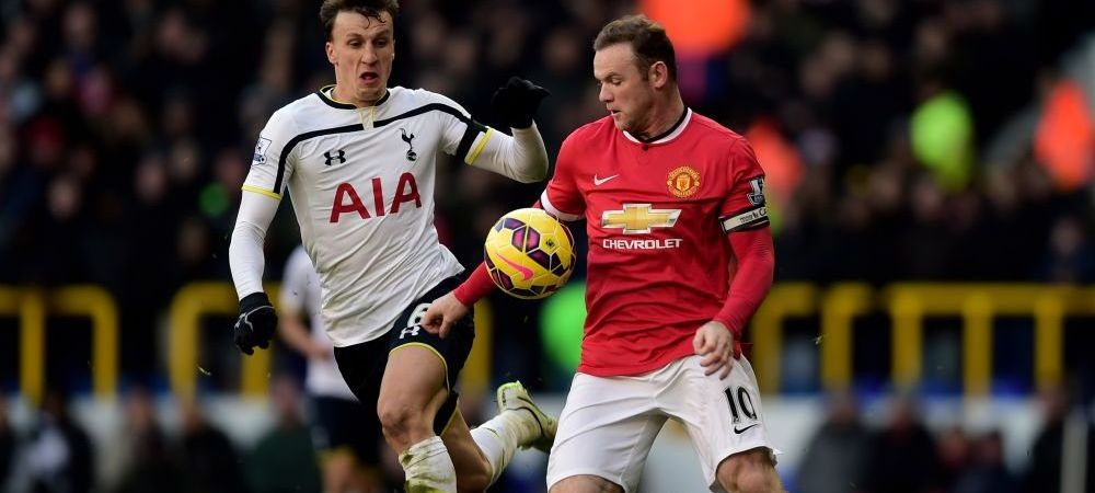 "Reclama ""nefericita"" care i-a amuzat pe fanii lui Tottenham! Chiriches si colegii din aparare sunt ""la reducere"" :) | FOTO"
