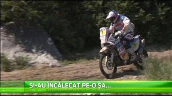 """Gyenes si Butuza au plecat spre Dakar! Va fi cea mai PERICULOASA cursa din ultimii ani: """"Pericolele sunt la fiecare metru"""""""