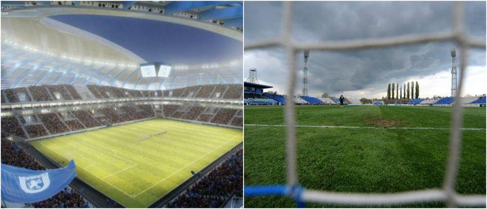 Suma IMENSA de la Guvern pentru stadionul din Craiova! Cati bani platesc romanii pentru noul Oblemenco: