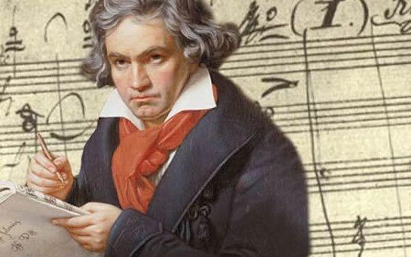 """Momentul acela cand Beethoven e dezgustat de Napoleon: """"Ti-am scris ceva, nu mai meriti! O sa-i zic 3!"""" Vezi capodopera:"""