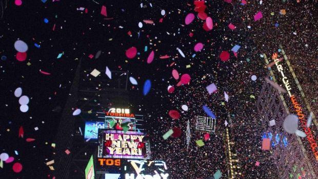 Imagine SENZATIONALA pentru milioane de stelisti! Ce s-a intamplat la New York de Revelion depaseste orice imaginatie