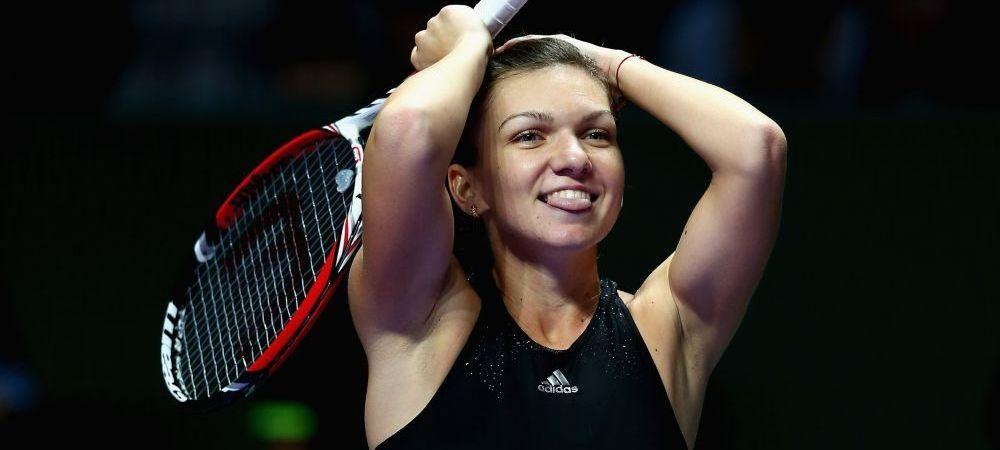 INCEPUT PERFECT DE AN pentru Simona Halep! A castigat turneul de la Shenzhen, dupa 6-2, 6-2 cu Timea Bacsinszky