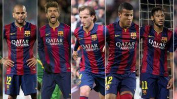 Revolutia care sfideaza fotbalul! Cat a costat banca de rezerve a Barcelonei in infrangerea cu Real Sociedad