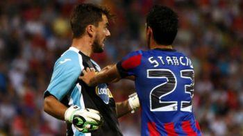 """""""Nu sunt SCLAVUL nimanui!"""" Omul care i-ar putea lua locul lui Arlauskis la Steaua iese la atac! Ce zice de Paszkany"""