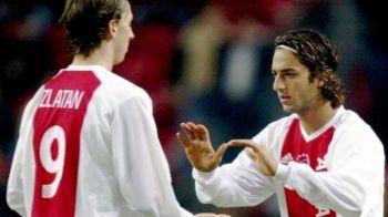 A jucat cu Chivu si Zlatan la Ajax, trebuia sa fie un STAR AL EUROPEI, dar a ajuns de nerecunoscut! Foto incredibil: Cum arata azi