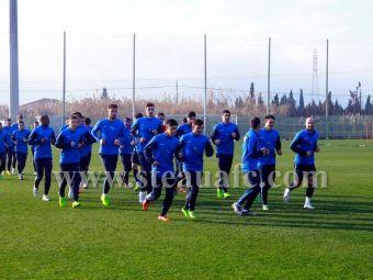 """FOTO """"Totul se face in viteza aici"""" Primele impresii ale lui Enceanu dupa transferul la Steaua! Ce spune despre transfer"""