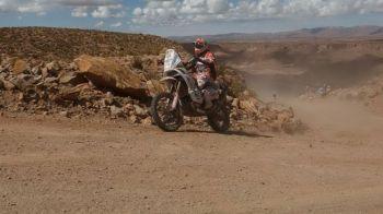 Dakar 2015, etapa a 10-a: Gyenes a redevenit lider al clasei Maraton!