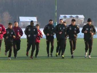Rapid si-a prezentat pe Facebook ultimul transfer. Fostul jucator de la Benfica adus la antrenamente
