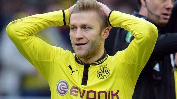 "DRAMA INCREDIBILA a unui jucator de la Dortmund: ""La 10 ani l-am vazut pe tatal meu cum o omora pe mama!"""