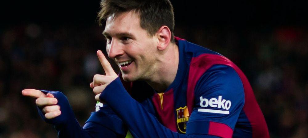Hattrick Leo Messi, nicio emotie pentru Barca: 4-0 in deplasare cu Deportivo! Arsenal, victorie pentru Mourinho: City 0-2 Arsenal
