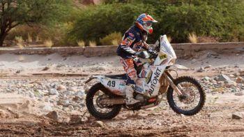 Romanul Gyenes, castigator al Dakar 2015 la clasa Maraton!