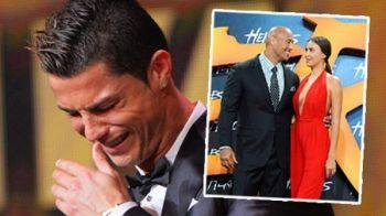 BOMBA. Cristiano Ronaldo, inselat de Irina? Cu ce actor URIAS de la Hollywood s-ar fi cuplat rusoaica!