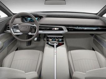 Audi lanseaza A9 la Geneva! Cum arata masina care duce lupta cu Mercedes si BMW la un nou nivel. FOTO