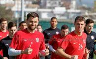 Surpriza in cantonamentul lui Dinamo din Turcia! Cel mai nou transfer a facut astazi primul antrenament. FOTO