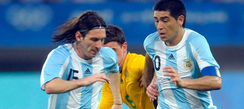 "Final de cariera pentru inca un ""magician"". Juan Roman Riquelme si-a anuntat retragerea din fotbal, la 36 de ani"