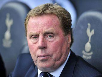 Demisie SOC in Premier League! Harry Redknapp pleaca de la QPR din motive de sanatate! Cine ii ia locul
