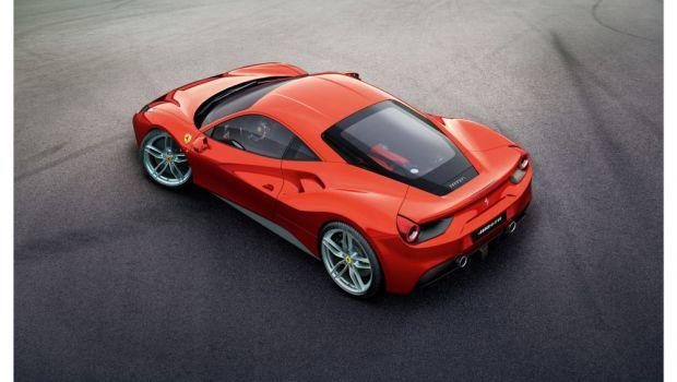 FOTO Ferrari a lansat un nou MONSTRU cu 600 de cai! Cum arata inlocuitorul legendarului 458 Italia!