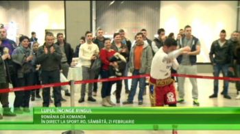 "Romania da Komanda, pe 21 februarie la Sport.ro! Cum a luat FOC ""Lupul singuratic"" la un gratar in padure. VIDEO"