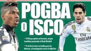 Barcelona pregateste o lovitura neasteptata pe piata transferurilor. Conditiile in care Isco si Pogba ajung pe Camp Nou