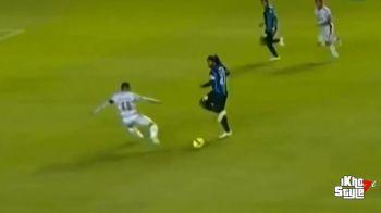 El e Ronaldinho! VIDEO: Ce numere de magie a facut pentru echipa lui in ultimul meci