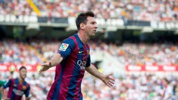 OFICIAL: Neymar e cel mai rapid jucator de la Barcelona! Pe ce locuri sunt Suarez si Messi