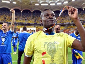 Semifinalist al Cupei Africii, Bokila se gandeste sa revina in Romania, LA STEAUA! Anuntul surprinzator facut de un bun prieten al congolezului