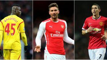 Hot or Not? Englezii au numit cea mai sexy echipa din Premier League, dar si cel mai frumos jucator! Di Maria si Balotelli, intre URATI :)