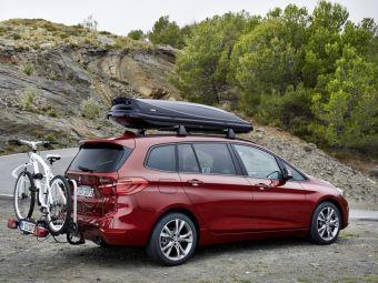 FOTO S-a lansat primul BMW cu 7 locuri. Surpriza pregatita de nemti pentru familisti