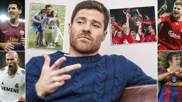 Cum arata DREAM TEAM-ul de Champions League al lui Xabi Alonso. Doua aparitii surpriza langa Messi si Cristiano Ronaldo