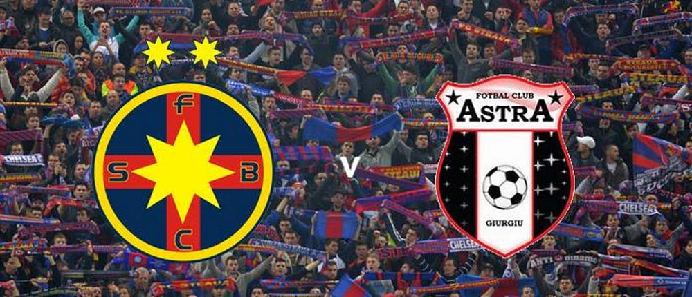 INCEPE! Steaua a anuntat pretul biletelor la meciul cu Astra! 5 lei un loc la peluza din Ghencea