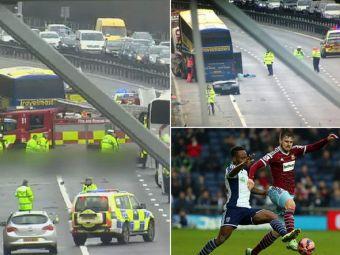 TRAGEDIE pentru West Ham! Trei fani au murit in drum spre meciul cu West Brom!