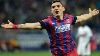 Keseru, cumparat DEFINITIV de al Gharafa de la Steaua pentru 3 milioane de euro! Probleme cu viza pentru golgheterul Romaniei