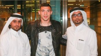 """""""Incep negocierile"""". Prima fotografie cu Keseru la Al Gharafa. Care sunt conditiile ca transferul sa se faca"""