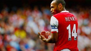 Henry revine la Arsenal! LEGENDA tunarilor se apuca de antrenorat! Ce post va ocupa in club
