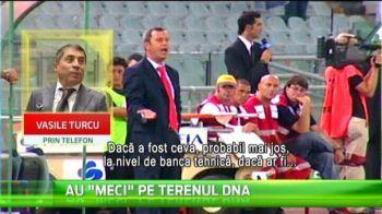 """Rednic: """"Turcu, un limbric!"""" Dragomir nu mai vrea sa auda de scandalul Dinamo - Lazio: """"Cohn e dus cu capul!"""""""