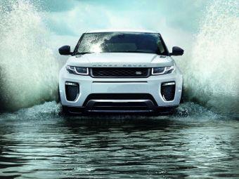 FOTO Noul Evoque vine direct din STAR WARS! Primele imagini cu noul model lansat de Range Rover