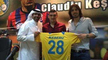 Keseru, unul dintre cei mai buni oameni ai lui Al Gharafa, in prima victorie dupa aproape 3 luni! Ce a facut romanul