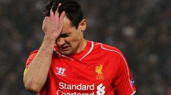 Curiosul caz FC Liverpool! Ce i s-a intamplat lui Dejan Lovren dupa ce a ratat penalty-ul care a scos-o pe Liverpool din Europa: