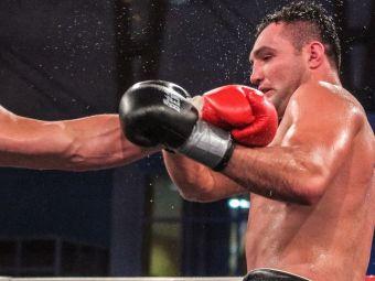 Cristian Ciocan a abandonat dupa runda a 8-a, Tyson Fury n-a avut nicio problema in fata romanului!