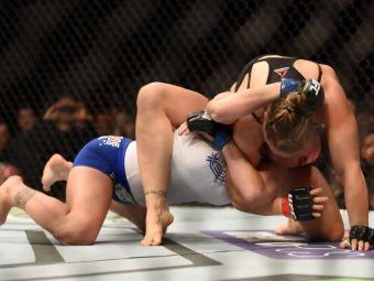 Submission FABULOS | Ronda Rousey, cea mai sexy luptatoare de MMA, a pulverizat-o pe Cat Zingano in 14 secunde