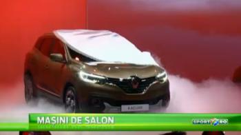 VIDEO | Cele mai tari masini lansate la Geneva. Kadjar, noul model de la Renault, opera unui ROMAN! Vezi cum arata