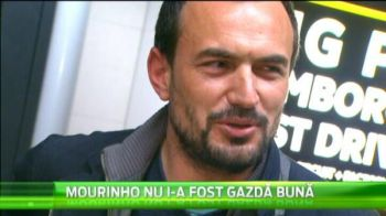 Unul din secunzii lui Iordanescu de la nationala, refuzat de Mourinho! Badea a vrut sa asiste la antrenamentele lui Chelsea, dar a fost refuzat