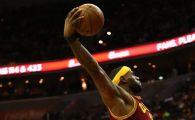LeBron James ataca al 3-lea titlu in NBA. Cine prinde ultimele locuri pentru playoff in cea mai tare liga de baschet din lume?
