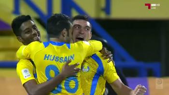 """VIDEO Keseru, PRIMUL gol in Qatar: """"Nu ma asteptam sa ma simt atat de bine"""" Cine e URMASUL sau de la Steaua"""