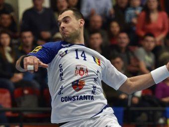 Victorie dramatica pentru HCM Constanta in Cupa EHF, 28-27 cu Granollers! Ultimele doua minute au fost incredibile
