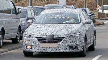 E asta bomba pregatita de Dacia si Renault? Noul SEDAN de LUX a fost scos la plimbare, dar misterul inca planeaza: FOTO SPION
